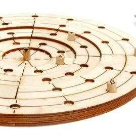 Juego de mesa Labyro en juego | Labyro board game on play